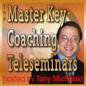 Tune in, Unlock, and Attain with the Master Key Coaching Teleseminars